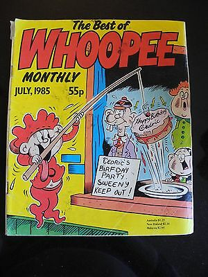 The Best of Whoppee Monthly - July 1985, Good condition