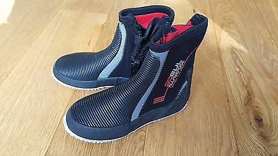 Gul Junior All Purpose 5mm Wetsuit Boots Size J2
