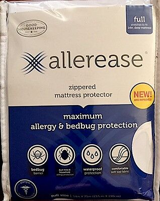 Allerease zippered Matress Protector
