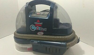 BISSELL Spotbot Pet Handsfree Spot & Stain Portable Carpet Cleaner 1200-2