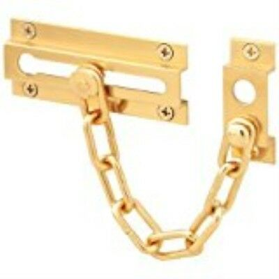 Prime-Line Products U 9907 Chain Door Guard with Steel Chain
