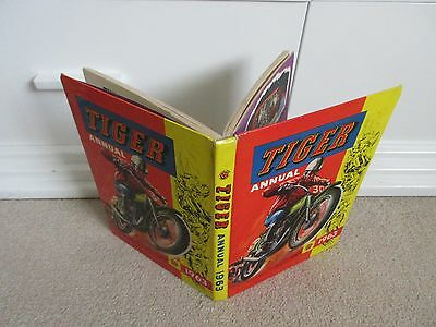 TIGER ANNUAL 1963, good condition, unclipped & inscription free