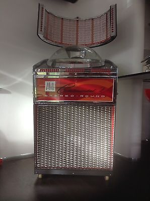 AMI Continental Two Jukebox