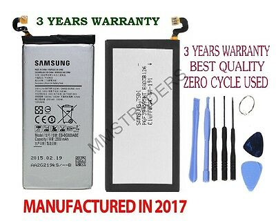 Genuine Samsung Galaxy S6 Original EB-BG920ABE SM-G920 Replacement Battery Tools