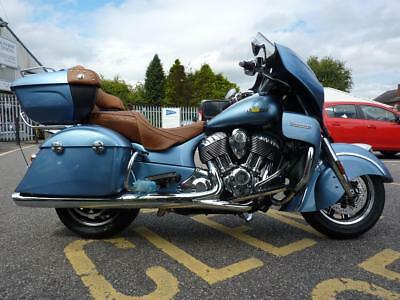 Indian Roadmaster Brand Nw 2016 Model Managers Special