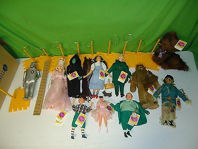Wizard of Oz doll lot by Presents 12 inch