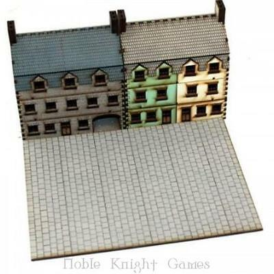 4Ground 15mm Terrain & Obstacles Flag Stone Plaza (2016 Edition) Pack MINT