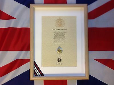 Royal Corps Of Transport RCT  Oath Of Allegiance With Cap Badge And Shilling