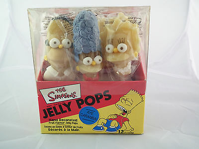 Simpsons Promotional Candy
