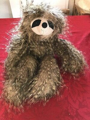 """JellyCat Cyril Sloth 17"""" NWT New with tag Jelly Cat plush"""