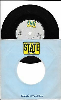 PAUL BROOKES - Stardancer - Time Lord  - STAT 65 - Company Sleeve - EX