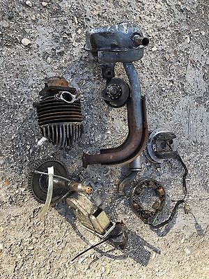 Vespa Engine Spares 1974 Small Frame