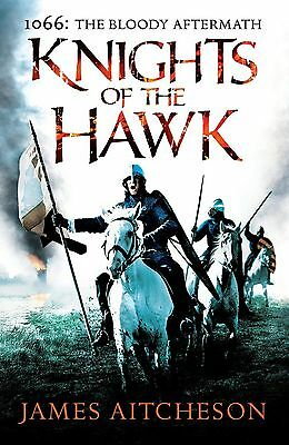 Knights of the Hawk (The Conquest), Good Condition Book, Aitcheson, James, ISBN