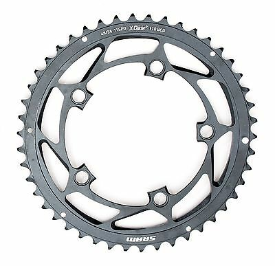 SRAM Red Force 22 X-Glide R 11 Speed Compact Bike Chainring 46T 110 BCD NEW