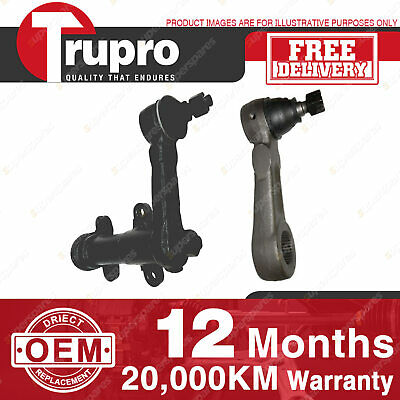 Trupro Pitman & Idler Arm For MITSUBISHI COMMERCIAL PAJERO 4WD NL 91-00