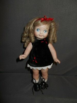 "JDK Reproduction Googly #221, 8"" all porcelain doll, ADORABLE"