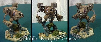 "Iron Wind Battletech Mad Cat ""Timber Wolf"" - Museum Scale Pack MINT"
