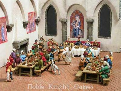 Mirliton SG Historical Mini 28mm Duke Banquet Box MINT