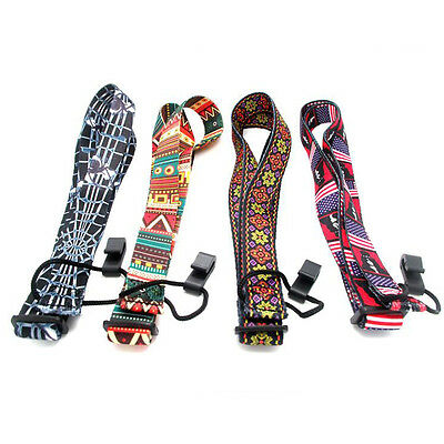 New Adjustable Nylon Universal Ukulele Strap Belt Sling With Hook Mini Guitar