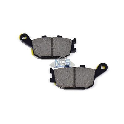 Kawasaki Z 1000 ( ZR 1000 B7F ) 07-08 Rear Sintered Brake Pads