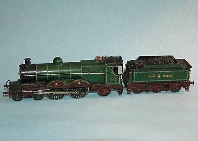 GREAT CENTRAL MODELS Robinson Class 8B 4-4-2 Locomotive and Tender HAND BUILT