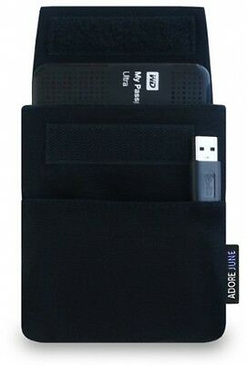 Adore June Traak Case For WD My Passport Ultra Hard Disk