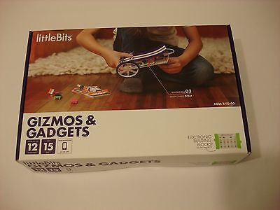 Little Bits Gizmos & Gadgets New Sealed