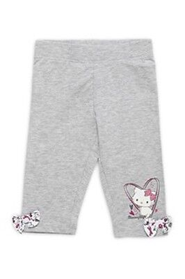 legging chat CHARMMY KITTY gris taille 4-6-8 ans - neuf