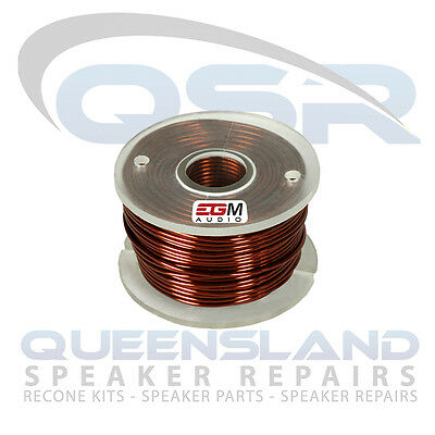 0.6 mH Speaker Cross Over Inductor - 18AWG - Xover HiFi Crossover Components