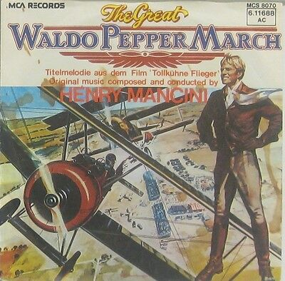 Henry Mancini & his Orchestra  the great waldo pepper march