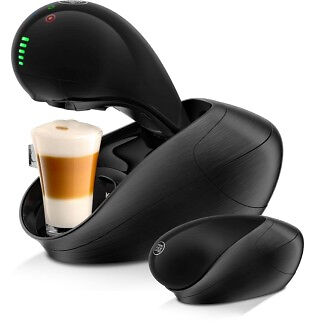 Cafetera Dolce Gusto Krups Movenza Negra Kp6008