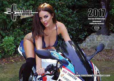 "2017 Crossbow Bikers Calendar, With ""free"" Tracked Delivery"