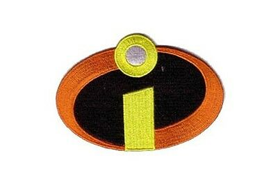 The Incredibles Logo Patch