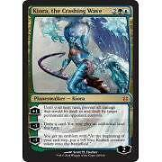 MTG Born of the Gods Mythic Rare Planeswalker *Kiora, the Crashing Wave*