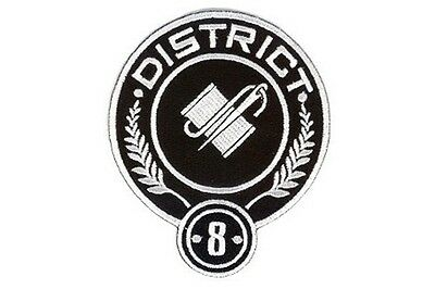 District 8 Patch - Hunger Games