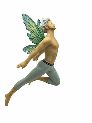 December Diamonds Fairy Christmas Ornament Avery Merman Gay Interest SOLD OUT