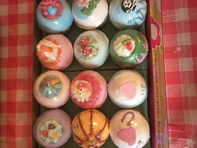 Bomb Cosmetics Large Bath Bombs X12 mixed Bath Blasters X12