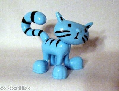 BOB the BUILDER Cat PILCHARD figure toy FUN Gift! Hard to Find!