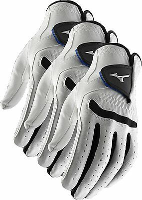 2017 Mizuno Comp Golf Glove Mens Cadet Left Hand - 3 Pack