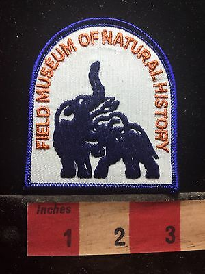 Illinois Patch Field Museum Of Natural History In Chicago – Two Elephants 76Z5