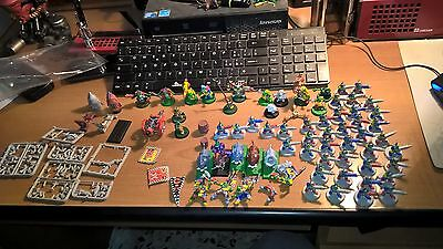 LOTTO ORKS ORCHI ARMY ESERCITO  WARHAMMER 40K Ghazghkull 40000 GAMES WORKSHOP