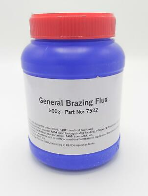 General Purpose Brazing Flux Oxy Acetylene 25g, 50g, 100G, 250g, 500 grams