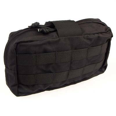 Eagle Industries Black 935 Utility Pouch 9x3x5 LE Duty SWAT Medic