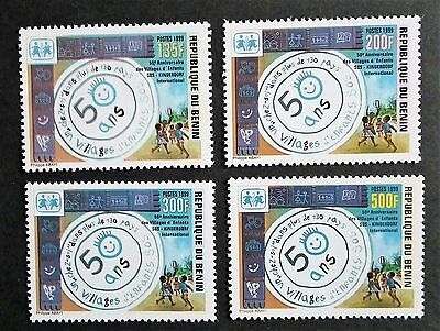 Benin (1999) SOS / Children / Villages - Mint (MNH)