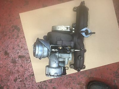 vw golf 1.9 tdi turbo charger