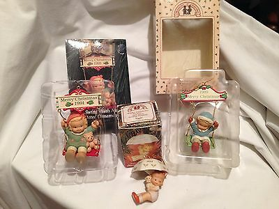 3 Enesco Ornaments by Mable Lucie Attwell - 1989-1993 - Memories of Yesterday