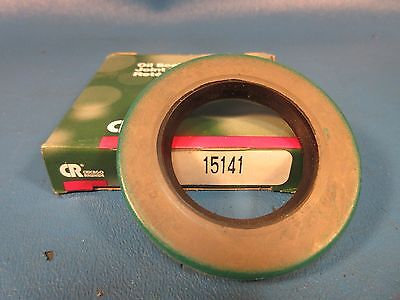 Chicago Rawhide CR15141, CR 15141 Single Lip With Spring Shaft Seal, SKF, Timken