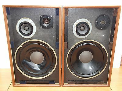 Vintage Goodmans Magnum K-2 Speakers Made in England