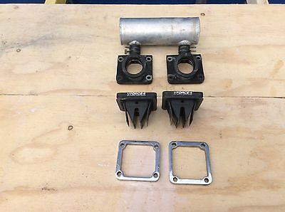 Yamaha Banshee/RD 350 YPVS V Force 4 Reeds and More!