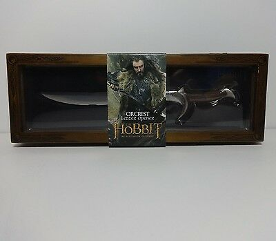 The Hobbit An Unexpected Journey - ORCRIST Letter Opener, New, Free Shipping